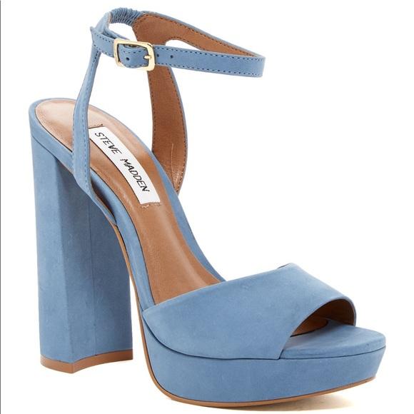 82e5d3f2915 Steve Madden Britt Platform Heels